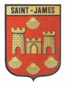 Saint-James-Wappen